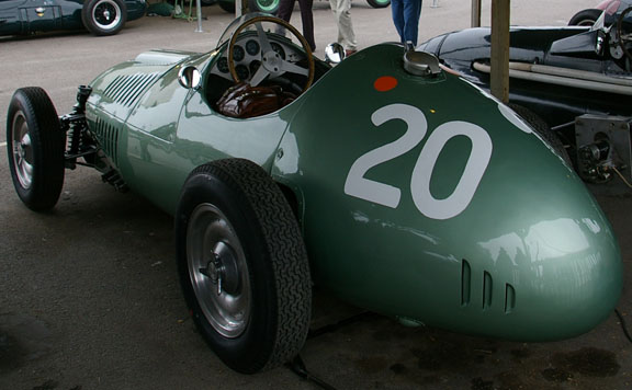 manufactures of racing cars