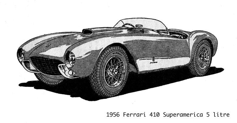 Index World Sports Cars - Sports cars 50s