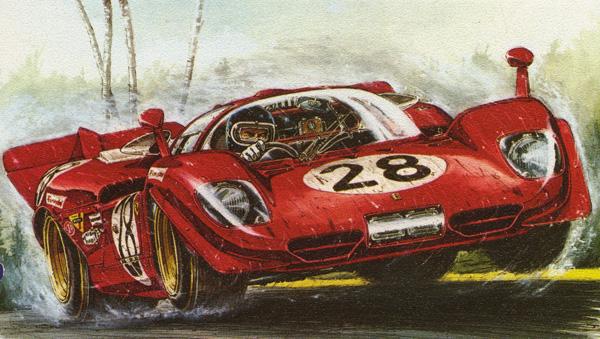 Sport Cars Art