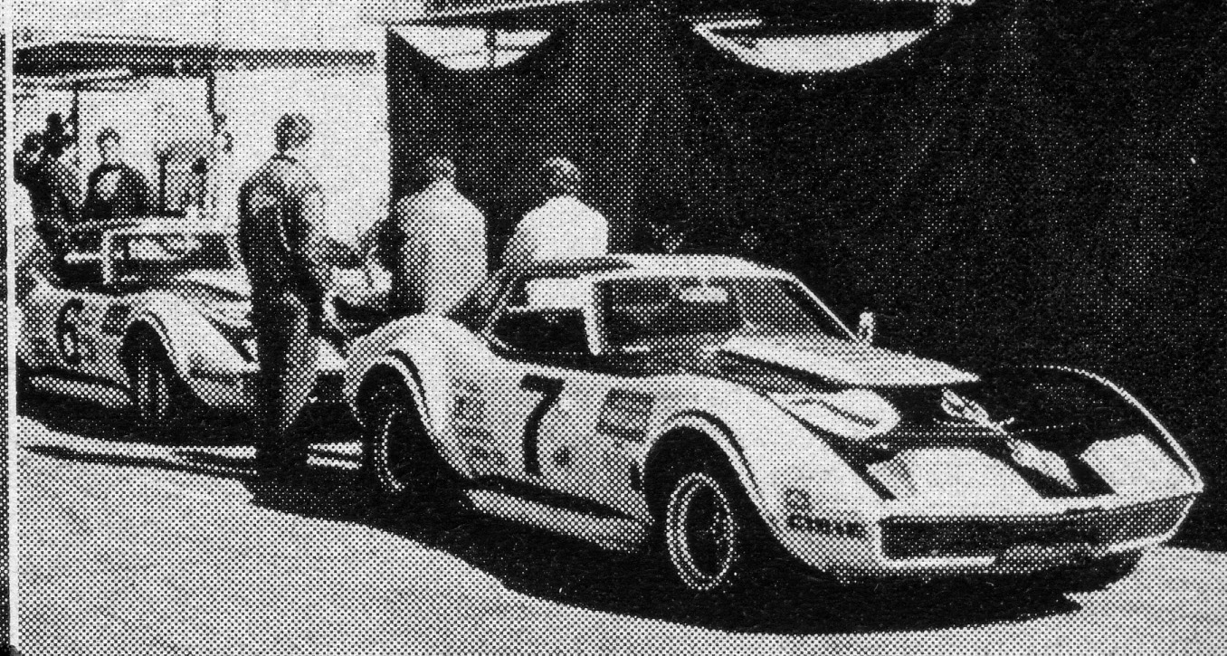 daytona 24 hour 1970