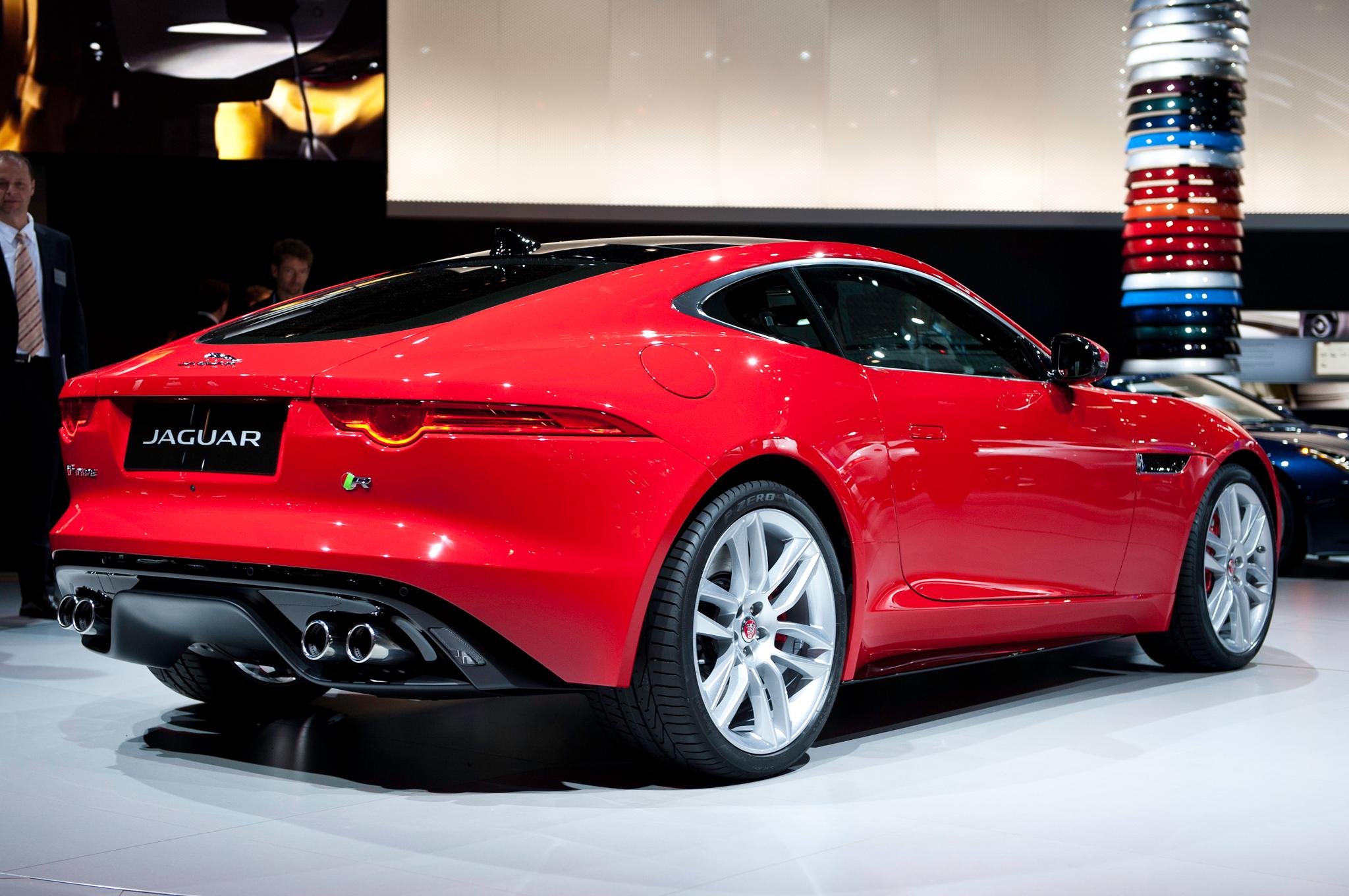 Jaguar F Type Coupe >> Jaguar Coupe